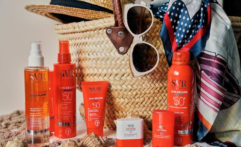 SVR Sun Secure, singura gama fotoprotectoare dermatologica care blocheaza toate radiatiile daunatoare si care nu contine filtre nocive