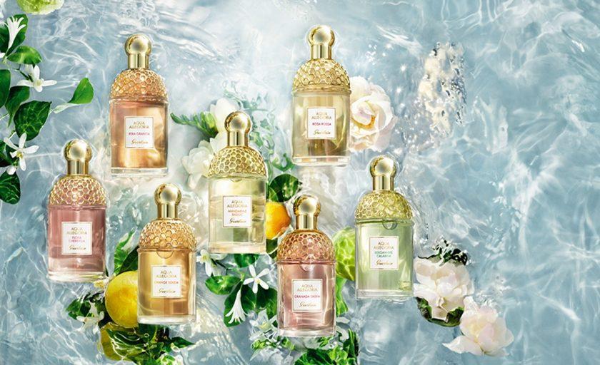 Secrete parfumate dezvaluite direct de la Paris de catre Thierry Wasser, parfumierul Guerlain: noile esente proaspete Aqua Allegoria si superputerea aromacologiei