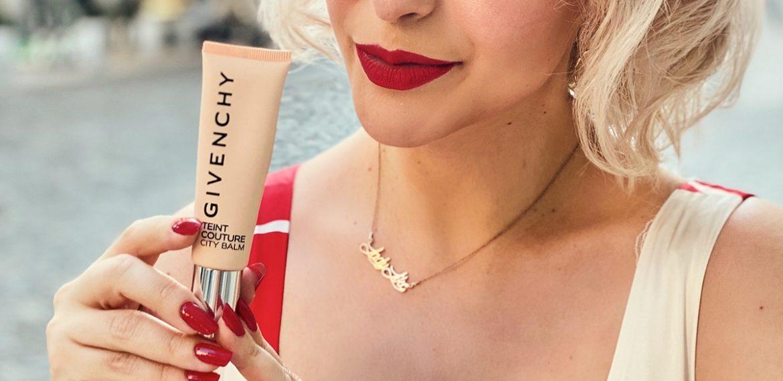 Givenchy Teint Couture City Balm: eroul unei veri atipice