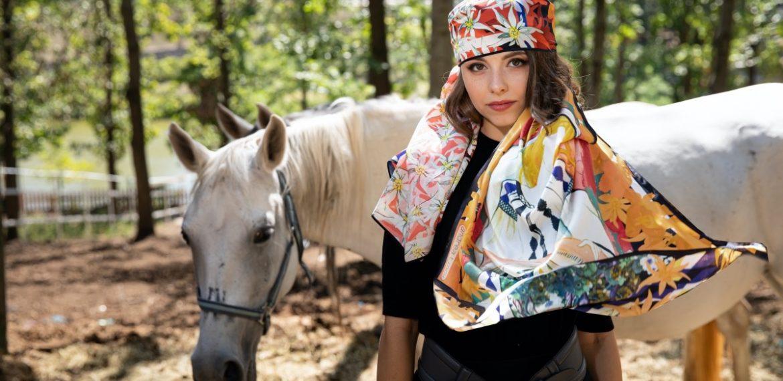 """Traditie si multiculturalitate: Andrea Tincu a lansat """"Poveste din Romania"""", primul capitol dintr-o serie de colectii-capsula cu spirit atemporal"""