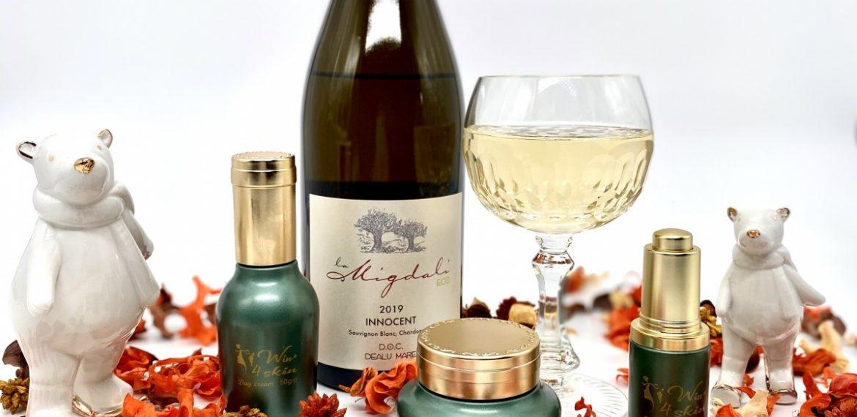 Vinoterapie si cosmetica antiage: povestea Wine 4 Skin, brandul de skincare organic, conceput si produs integral in Romania
