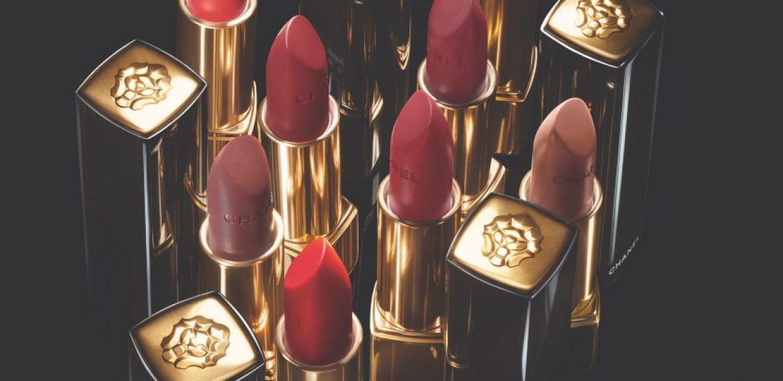 Rouge Allure Velvet Le Lion: colectia exclusiva de rujuri de buze mate Chanel, inspirata de simbolul leului